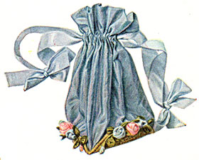 A Victorian Sachet